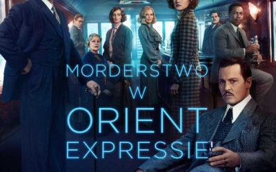 Murder on the Orient Express – recenzja