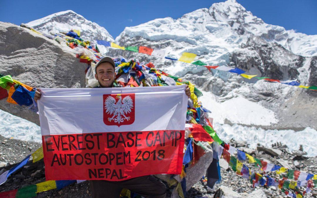 Autostopem przez Pakistan, aż pod Everest